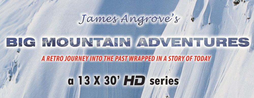 Big Mountain extreme sports brochure